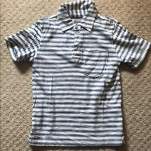 Gap kids, boys, xs (4/5), collard shirt